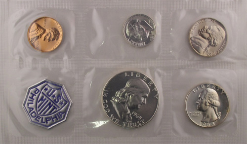 1963 Proof Set