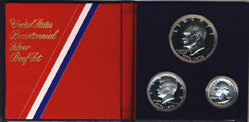 1976 Silver Proof Set