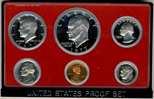 1977 Proof Set