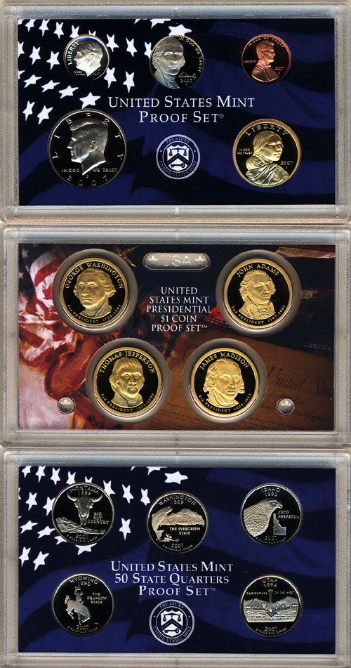 2007 Proof Set