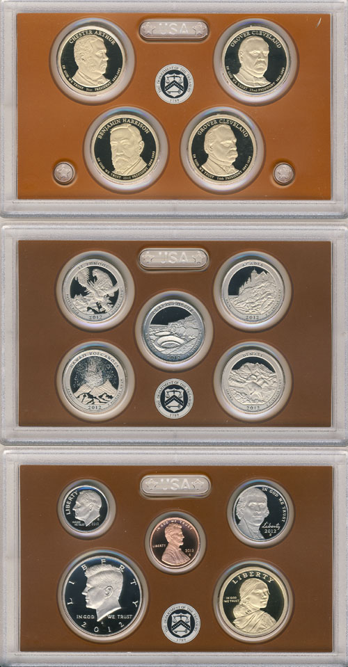2012 Proof Set